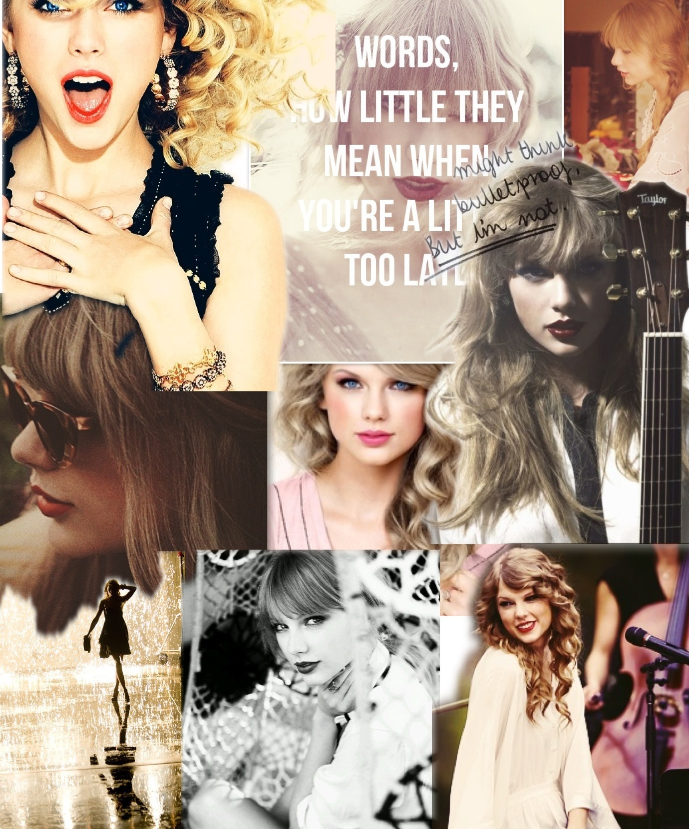Taylor Swift:)