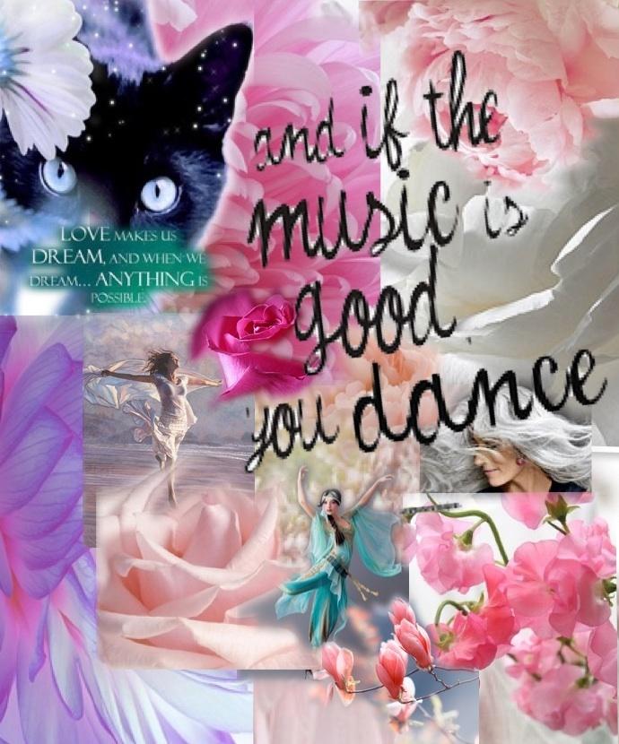 ...you dance...