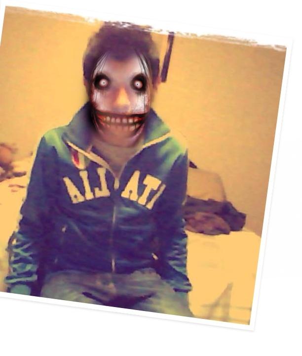 I'm Jeff the killer :)