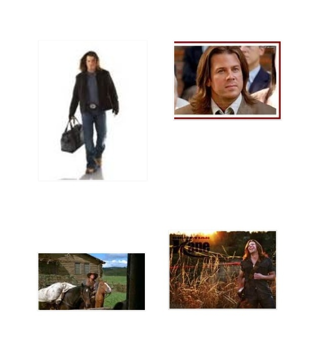 Christian Kane... I can't get enough...LOL