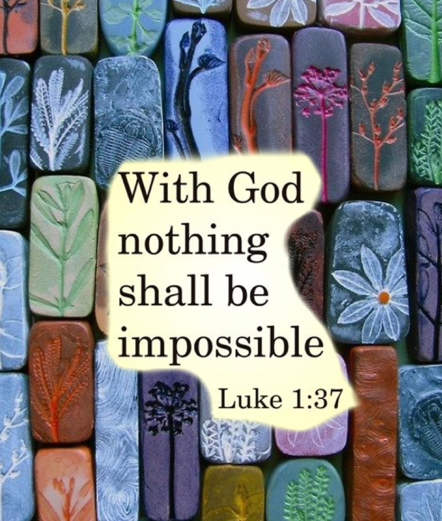 Luke 1:37